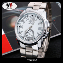 Fashion Sports Stainless Steel Mechanical Men Watch