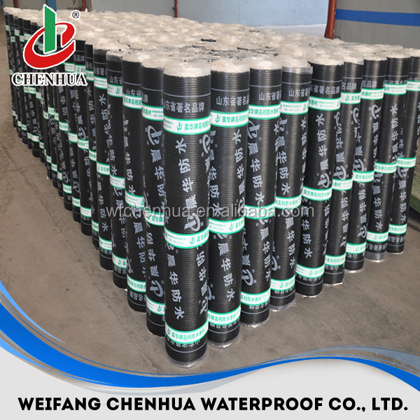 China cheap building material sbs waterproofing rubber for Cheap construction materials