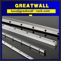 Gate operator with M6 stainless steel gear rack plastic sliding window parts with factory price