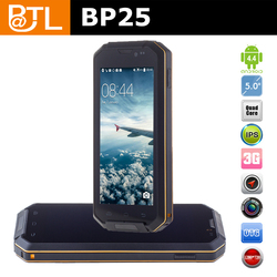 Top Cruiser BP25 tough rugged waterproof dual sim android phone 3g durable wireless charging