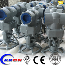 High Pressure SW BW Forged Gate Valve