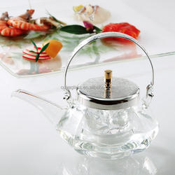 Hot selling flower pots big cooking pots glass honey pot with low price