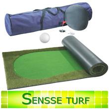 Mini portable greens de golf golf course