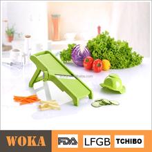 2015 New Products Adjustable Mandolin Slicer Plastic Vegetable Slicer