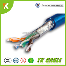 8 copper wires 80c/30v 30-16awg 26awg cable low voltage computer cable