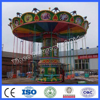 Thrilling rides wave swinger for sale
