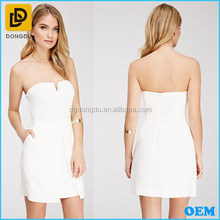 Latest christmas party formal evening dress for mature ladies 2015