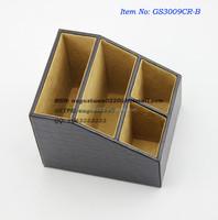 leather multiple mobile phone holder