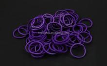 DIY loom bands solid color loom bands 17colors elastic bands