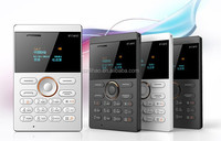 "DIHAO Russian Arabic English Keyboard Korean IFcane E1 Mini Phone Ultra Slim Card Phone 1.0""LED Screen Qwerty GSM Phone iFcane E"