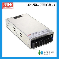 Original MEAN WELL 300W Single Output with PFC Function HRP-300-12