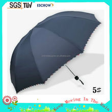 Special new coming printing metal fold umbrella