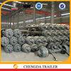 China semi trailer spare and accessory parts 13 ton semi trailer axles for sale