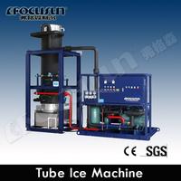 Focusun transparent wine mixing tube ice maker