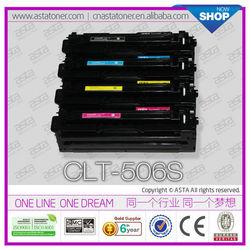 Color toner CLT-K506S printer CLP-680 for Samsung
