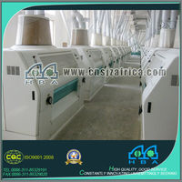 wheat cereal processing machinery