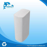 disposable recycled multi-fold paper hand towel