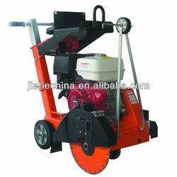Double Blade Concrete Saw With Honda GX160, 350mm Blade and 100mm Cutting depth, CE (JHD-350)