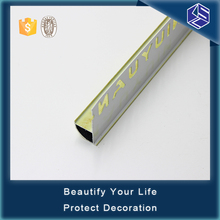 2015 ceramic edge protection profiles metal tile trim corners