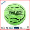 Mini fluorescent PVC latex bladder football soccer