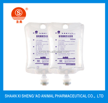 Veterinary Drugs/Medicine: Calcium Gluconate Infusion for Vet Use Only