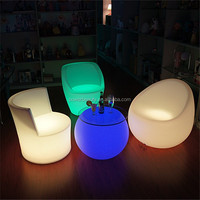 led colorful sofa chair indoor furniture ,inflatable sofa chair,finger sofa chair