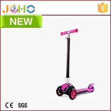2015 Popular Toys cheap folding adjust height big wheel kick scooter for adults for sale