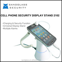 Mobile Phone Security Display Stand,Cellphone Alarm Stand,smartphone security display stand
