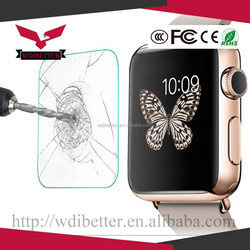 For Apple Watch Glass Screen Tempered Protector Transparent For Apple Watch Screen