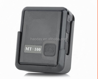 waterproof gps /gprs real time tracker MT-100 user for Outdoor staff, patrol officers Google map for location tracking directly