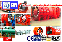 explosion-proof AC centrifugal fan/Exported to Europe/Russia/Iran