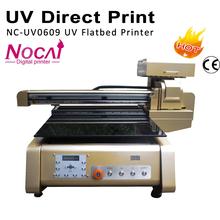 Ce aprobó Nocai 60 * 90 cm A1 impresora uv, impresora caja del teléfono móvil, UV maquinaria de impresión