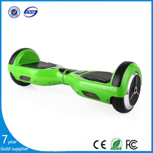 2015 christmas gift two wheel self-balancing scooters With Music and Fast Delivery