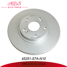 brake disc auto car parts for RD5 oem:45251-S7A-N10
