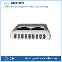 Model:AC08, rooftop mounted caravan air conditioning units with R134A refrigerant