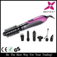 Rotating Hot Hair Brush Styler