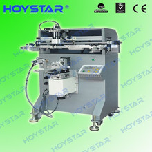 Semi automatic middle size pen and mug screen printing machines with pneumatic