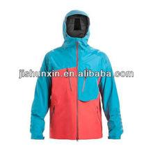man's ski jacket