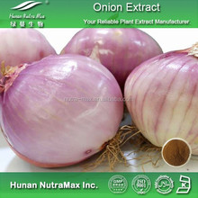 Anti-oxidant Onion Bulb Extract 1%-5% Quercetin