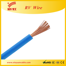 1.5mm pvc insulated electric wire cable with low price