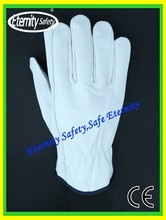 OEM Supply Type Service cow grain leather driver gloves/ bus driving gloves