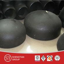 Carbon Steel Pipe Cap Dimensions fittings