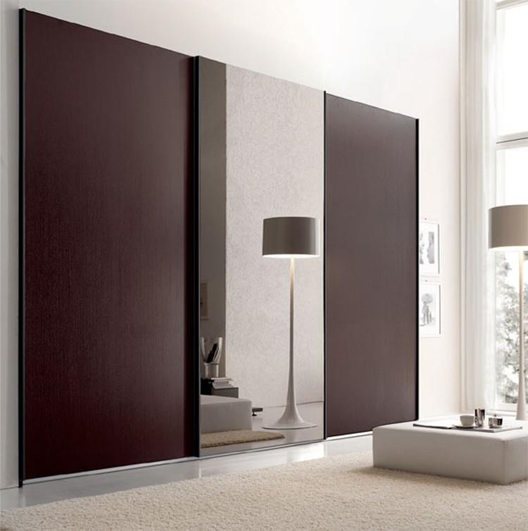 Door Wardrobe Bedroom Wardrobe 3 Door Wardrobe With Sliding Mirror
