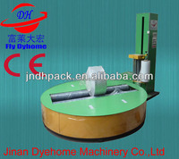 Cylinder stretch Wrapper/Paper roll stretch wrapping machine