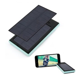 New product 2015 Waterproof Solar Power Bank and Phone holder for smart phones,iPad,Tablet