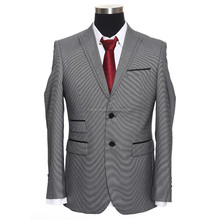 2015 top quality professional men suit custom
