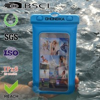 2014 waterproof hand phone bag for iphone 5/5s hot sale in summer