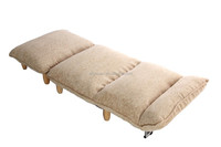 fabric chaise lounge sofa for one person B197