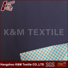 Free samples 92%polyester 8%spandex color film tpu fabric for clothing