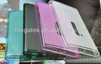 Transparent clear candy gel for Nokia Lumia 920 case